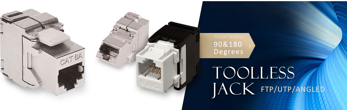 Toolless Jack Solution