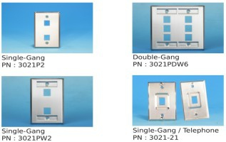 Stainless Wallplates